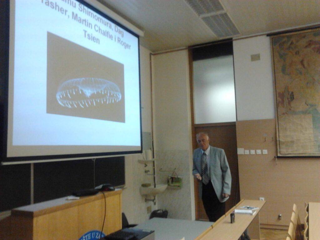 Doprinos morskih organizama u važnim prirodoznastvenim otkrićima