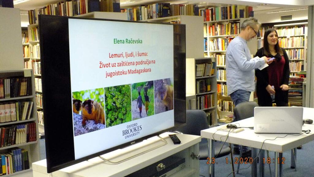 Lemuri, ljudi i šume – život uz zaštićena područja na jugoistoku Madagaskara